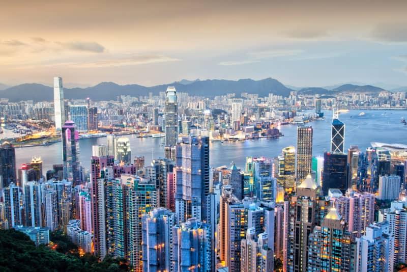 PEO Hong Kong